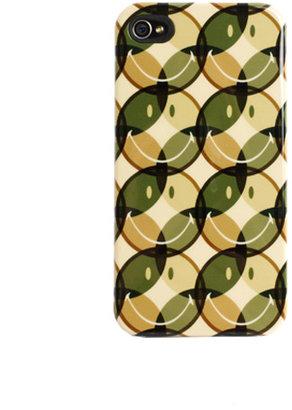 Case Scenario Smiley iPhone 4 Case Camouflage