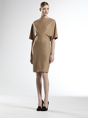 Gucci Cape Dress