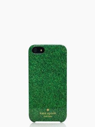 Kate Spade Astroturf grass iphone 5 case