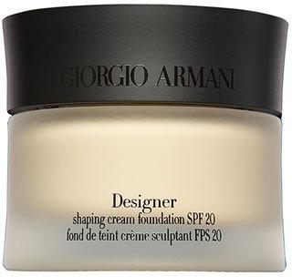 Giorgio Armani 'Designer' Shaping Cream Foundation SPF 20