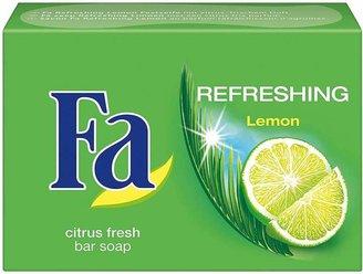 Fa Lemon Refreshing Soap