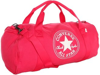 Converse League Play Canvas Duffel (Raspberry) - Bags and Luggage