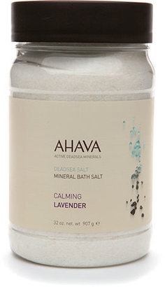 Ahava DeadSea Salt Mineral Bath Salt, Lavender 32 oz (946 ml)