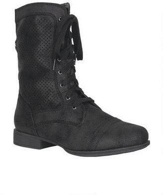 Delia's Lola Lace-Up Boot