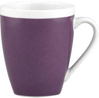Crate & Barrel Amethyst Mug