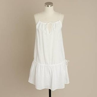 J.Crew Linen getaway dress