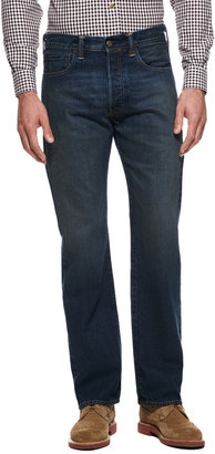 Brooks Brothers Flint 501 Jeans