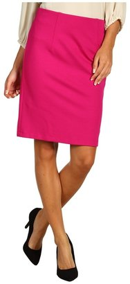 Vince Camuto Rough & Refined Side Zip Pencil Skirt