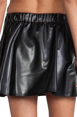 Naven Biker Skirt