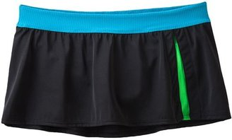Nike colorblock skirtini bottoms