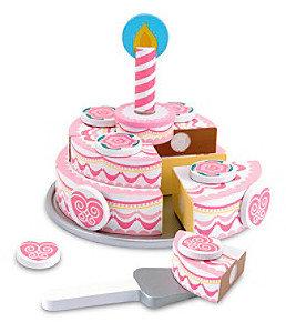 Melissa & Doug Melissa Doug Triple-Layer Party Cake