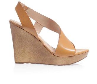 Diane von Furstenberg Sunny wedge sandals