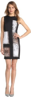 Kenneth Cole New York Women's Petite Falda Sleeveless Dress