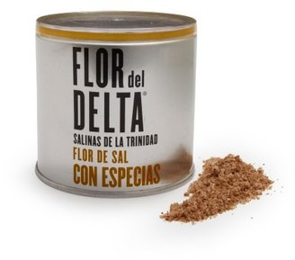 Flor del Delta Sea Salt with Spices