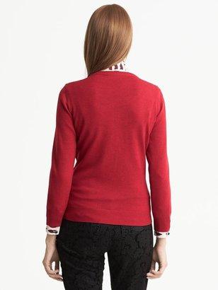 L'Wren Scott Collection Sequin Cardigan