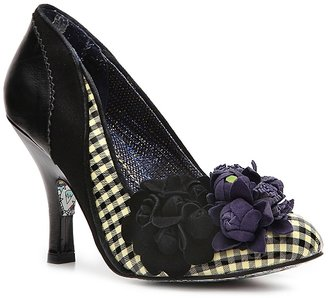 Irregular Choice Burlesque Pump