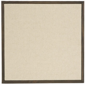 Container Store Linen Bulletin Board