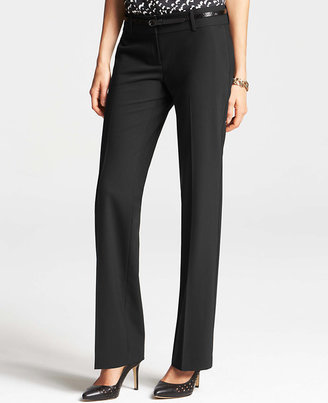 Ann Taylor Petite Modern Tropical Wool Trousers