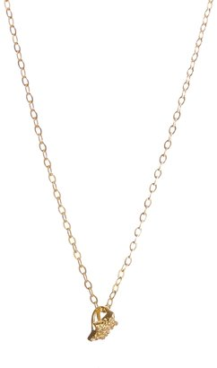 Asos Gold Plated Sterling Silver Star Necklace