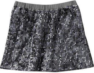 Old Navy Girls Sequined-Jersey Minis