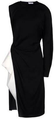 Vionnet 3/4 length dress