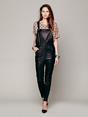 Collina Strada Voyageur Leather Overall