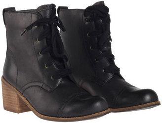 Dolce Vita Elea Combat Boot Black