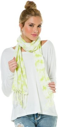 Billabong From Below Tie Dyed Scarf