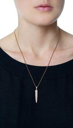 Tibi Anita Ko for Rose Gold Dagger Necklace
