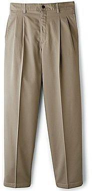 Izod Pleated Uniform Pants - Boys 4-20, Slim and Husky