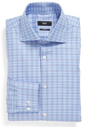 HUGO BOSS 'Miles' Sharp Fit Dress Shirt