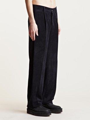 Damir Doma Men's Poca Deep Pleats Pants