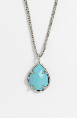 Kendra Scott 'Nima' Reversible Pendant Necklace