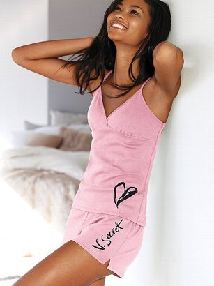 Victoria's Secret Cami & Boyshort Pajama