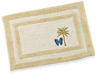 Croscill Butterfly Palm Rug