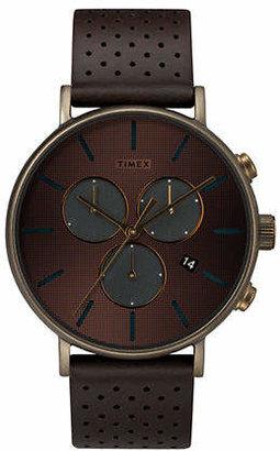 Timex BOUTIQUE Unisex Chronograph Command Watch