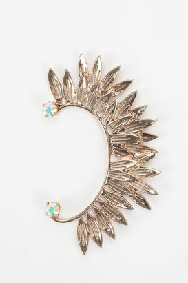 Urban Outfitters Feather Dance Hanger Earring