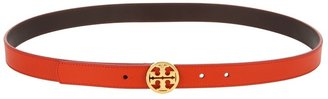 Tory Burch logo belt