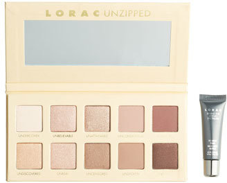 Lorac 'Unzipped' Shimmer & Matte Eyeshadow Palette - None $42 thestylecure.com