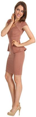 Brigitte Bailey Odessa Peplum Dress
