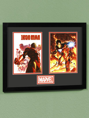Iron Man Framed)