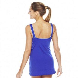 Speedo Endurance+ Piped Swimdress - Women's