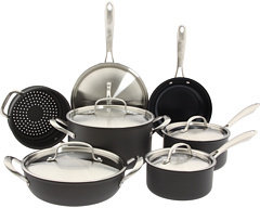 Cuisinart GreenGourmetTM Hard Anodized 12-Piece Cookware Set