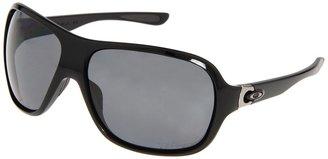 Oakley Underspin Polarized (Polished Black/Grey Polarized) - Eyewear