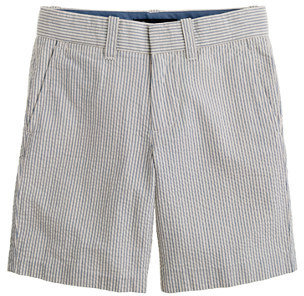 J.Crew Boys' seersucker short