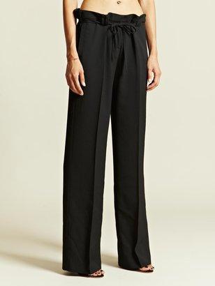 Ann Demeulemeester Women's Wovi Trousers