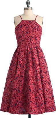 Tracy Reese Feelin' Ruby Dress