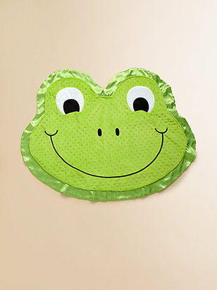 Happy Blankie Stomp the Happy Frog Medium Blankie