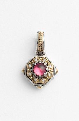 Women's Konstantino 'Hermione' Stone & Diamond Pendant $520 thestylecure.com