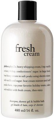 philosophy Fresh Cream Shampoo, Shower Gel & Bubble Bath